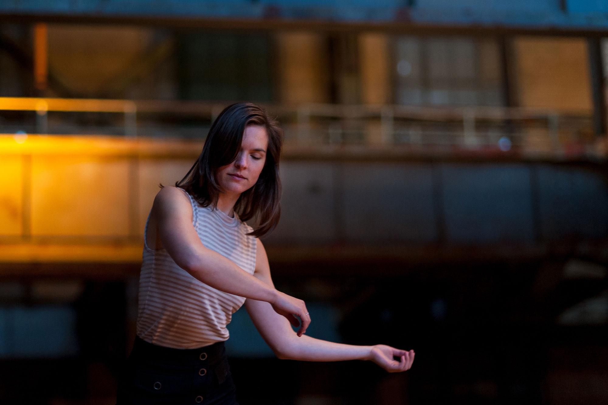 Ilse van Haastrecht - Dans en beweging